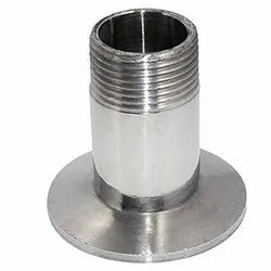 Stainless Steel 316L Elbow Threaded With Ferrule Fitting