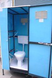 FRP Readymade Fabricated Toilet