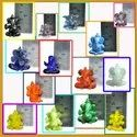 Cystal Pan India Crystal Clear Glass - Handmade Ganesha Statues, For Interior Decor, Packaging Type: Box Packing