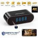 Safetynet 4k Wifi Wireless Spy Camera