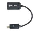 Black Micro Otg Admi Premium Quality Usb 2.0 Micro Otg For Tablets