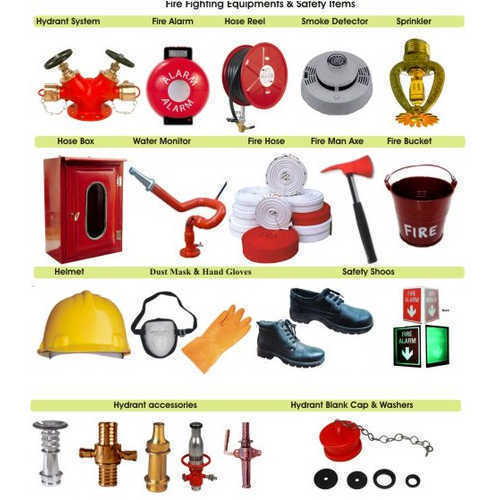 Fire Fighting & Safety Equipment - Fire Hydrant System in Gurgoan