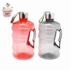 Plastic Transparent Gallon Bottle, Capacity: 2 Litre