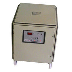 10 KVA Digital Servo Voltage Stabilizer
