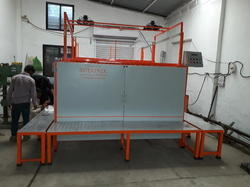 Bath Tub Vacuum Forming Machine (SPM)