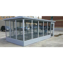 Mild Steel Prefabricated Shelters