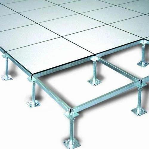 Unitile Raised Flooring रेस्ड फर्श रेस्ड फ्लोर Parmar
