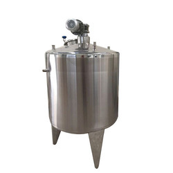 Jacketed Tanks With Stirrer