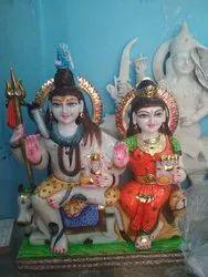 Shiv Family Statue