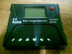 Solar Digital Charge Controller