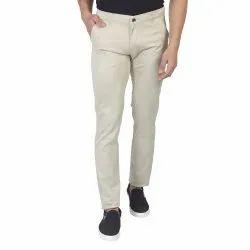 Flat TAILORED COMFORT Mens Satin Cotton Pant, Machine wash, 5