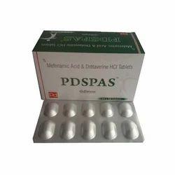 Drotaverin 80 mg & Mefenamic Acid 250 mg