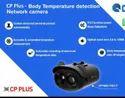 Body Temperature Defection Camera