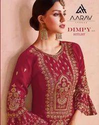 Gorgeous Designer Salwar Suit DIMPY Vol 2