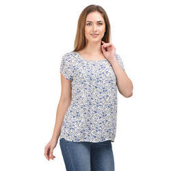 Surplus Printed Top for Women