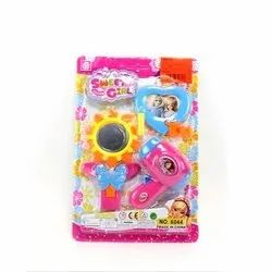 Kids Sweet Girl Makeup Toy, Packaging Type: Packet