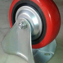 6 x 2 Inch Fix PU Caster Wheel