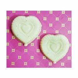 Choco Fantasy Homemade Heart Shape White Chocolate