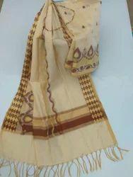 Unstitched Salwar Suit Set