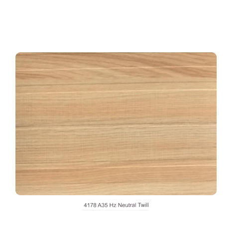 Wood Neutral Twill Laminate Flooring, 1mm