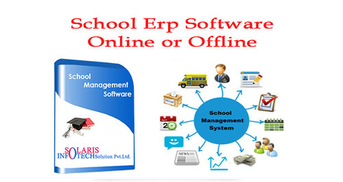 School Management Software  With Life Time Validity
