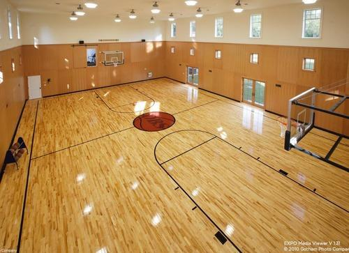 Indoor Basketball Court Indoor Basket Ball Court