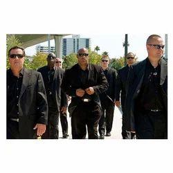 Personal Bodyguard Service