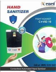 Hand Sanitizing Touchfree Dispenser
