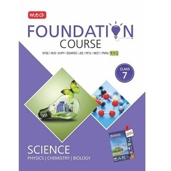 Physics Foundation Course for JEE/NEET/Olympiad : Class 8 at Rs 250