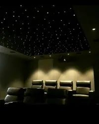 Home Theater Optical Fiber Light