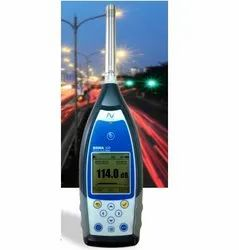 Sound Level Meter With 1/1 & 1/3 Octave