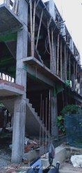 Concrete Frame Structures Residential Projects House Construction Services, Agartala