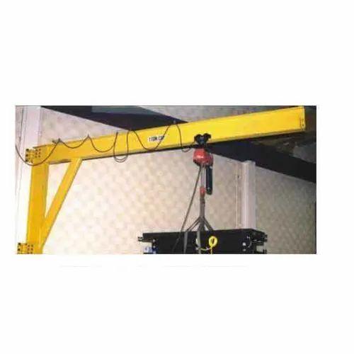 Jib Cranes - Wall Mounting Jib Crane Manufacturer from Alwar