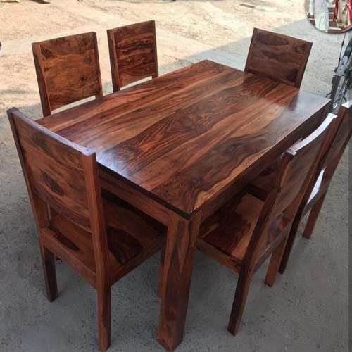 Dining Table Set Wooden Design Dining Table Manufacturer From Saharanpur