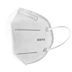 Cruzine Disposable KN95 MASK NON WOVEN, Certification: Iso