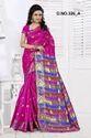 Designer Formal Wear Cotton Silk Saree