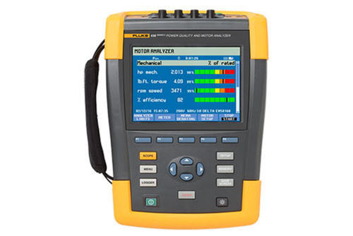 Scope Meter - Fluke 438-II Power Quality and Motor Analyzer