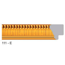 111-E Series Synthetic Photo Frame Moldings