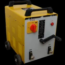 200 - 400 Apm Three Phase Electric Welding Machine, For Commercial, Automation Grade: Semi-Automatic