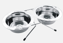 Mirror Finish Bowl Stainless Steel Pet Dish Pet Dish for Dogs