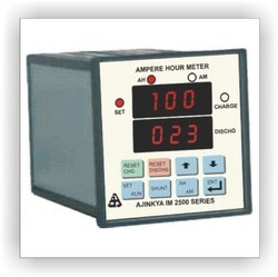 Charge Discharge Ampere Hour Meter