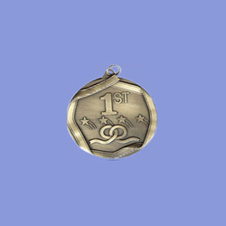 1st Rank Medal