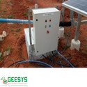 Solar Tracker Panels Junction Box