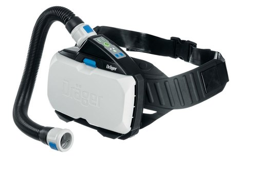 Drager 8000 Powered Air Purifying Respirator