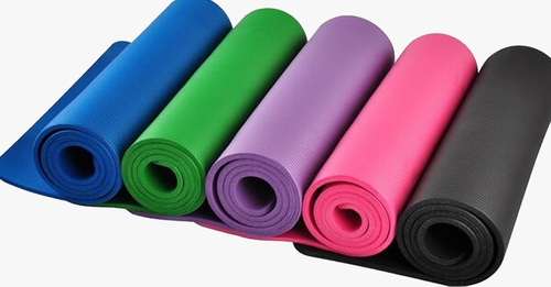 Exercise Mats, for yoga, Rs 180 /piece Stellar | ID: 19030470397