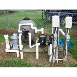 Swimming Pool Filtration System, Capacity 3000 LPH