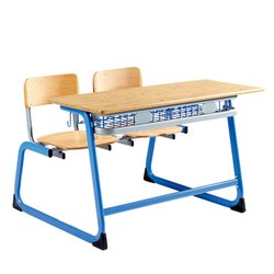 Two Seater School Benches