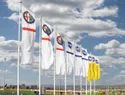 Outdoor Flag Poles
