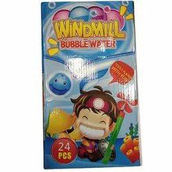 Bubble Stick Windmill, Packaging Type: Box