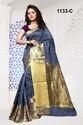 New Designer Cotton Silk Saree